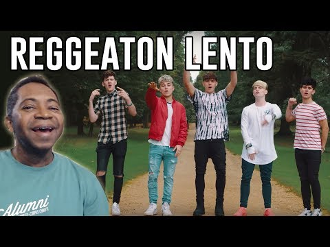 Roadtrip - Reggaeton Lento (CNCO and Little Mix) REACTION