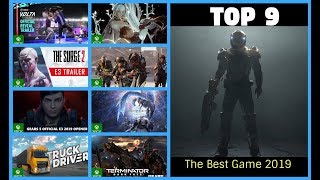 TOP 9 The Best Games 2019 Release September | XBOX | Cinematic Trailer