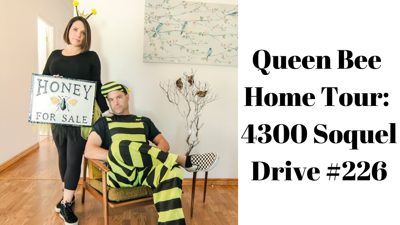 Queen Bee Home Tour