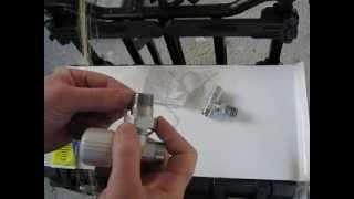 видео Уплотнители резьбовых соединений водопроводных труб - выбираем лучший