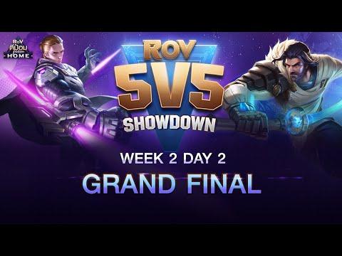 5v5 Showdown Grand Final | WEEK 2 Day 2