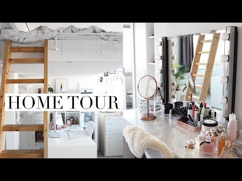My Loft Apartment/Home Tour | PINTEREST INSPIRED