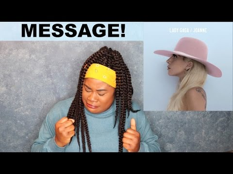 Lady Gaga - Joanne Album |REACTION|