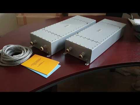 Фильтр ФСПК-100 Видео