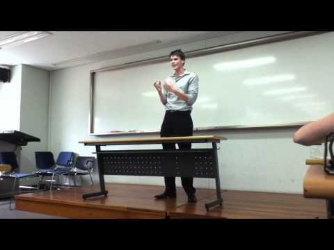 2011 Australasian Intervarsity Debating Championships (Australs) Octo-Final - China