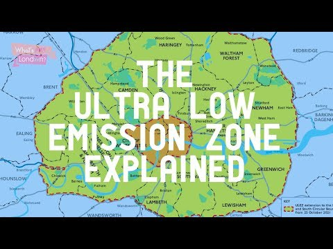 The Ultra Low Emission Zone Explained