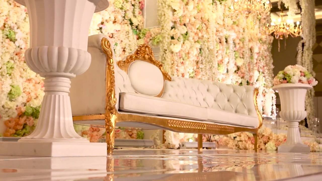 wedding dubai royal highlights