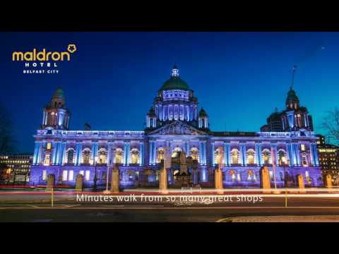 Maldron Hotel Belfast City