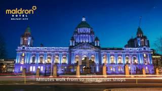 Video Maldron Hotel Belfast City download MP3, 3GP, MP4, WEBM, AVI, FLV Juni 2018