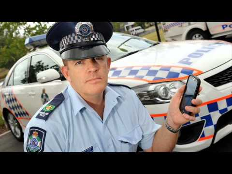 Queensland Police Radio