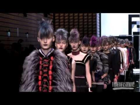 BEAUTY BUZZ: Fendi - Milan Fashion Week Fall 2013