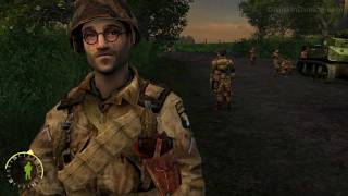The Crack of Dawn (Chapter 10) - Lets Play Brothers in Arms: Road to Hill 30