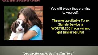 Forex Signals Success Deadly Sin 1