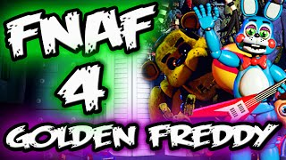 FNAF 4 TEASER *NEW || GOLDEN FREDDY'S SECRET || Five Nights at Freddy's 4 Teaser