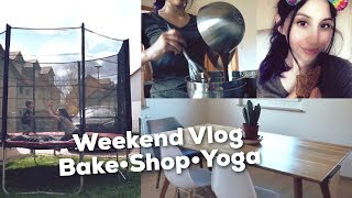 Chill Weekend Vlog | Life Update, Exploring German Furniture Stores + More