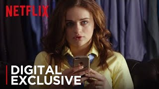 The Kissing Booth | Fake Horror Trailer | Netflix