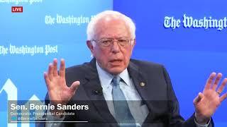 Sen. Bernie Sanders says he would directly engage Iran