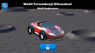 CARA MENDAPATKAN MOBIL ANGKASAWAN(HIDDEN CAR) | CRASH OF CARS INDONESIA #7