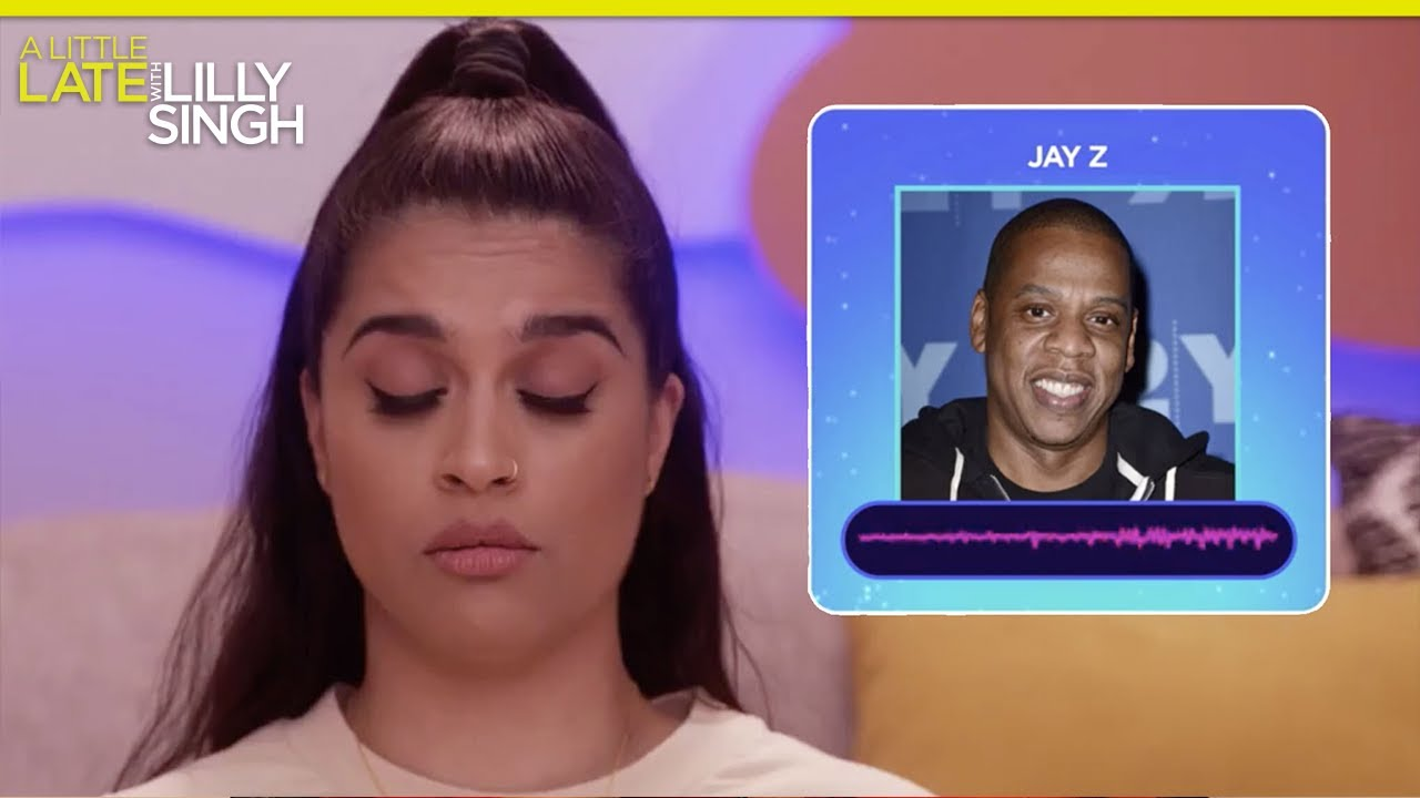 Meditating with Jay-Z and Chris Rock