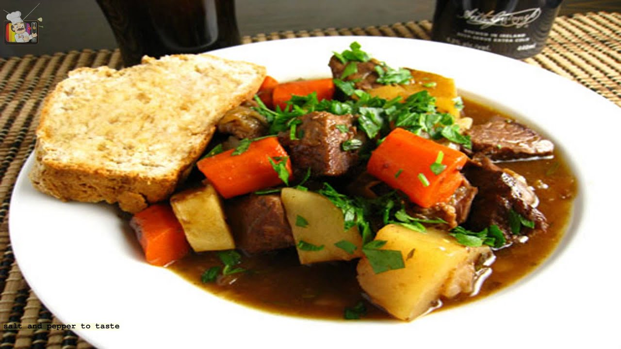 how to cook lamb stew on the stove