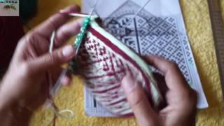 Вязание джурабов. Урок 3