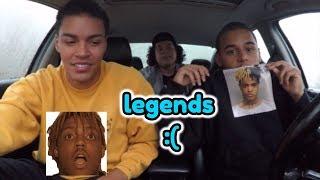 Juice Wrld legends XXXtentacion Tribute REACTION REVIEW.mp3