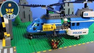 LEGO City Mountain Police Mountain Arrest 60173