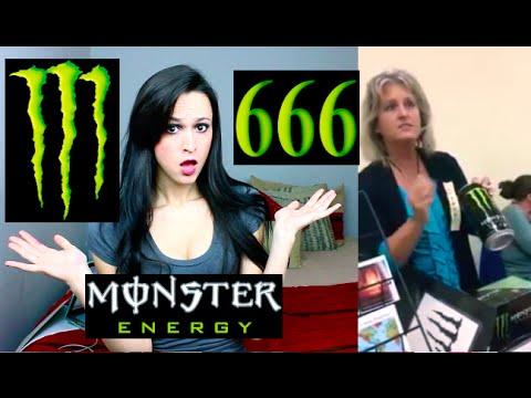 Satan Loves Monster Energy Drinks!!!