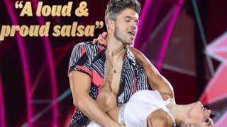 Darren & Karen - Salsa - Week 5