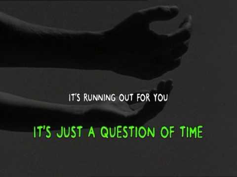 Depeche Mode   A Question Of Time (Karaoke)