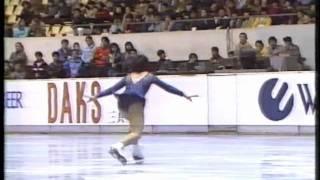 NHK杯フィギュアスケート選手権1984 伊藤みどり Midori Ito.wmv