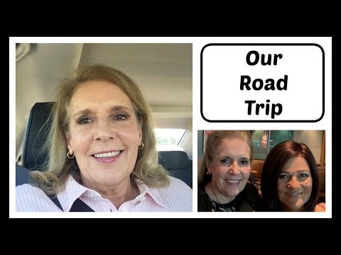 Our Road Trip Vlog 2019 + Meet a Very Special Friend