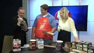 News 5 Today - Home Depot Deck Restoration / May 21, 2014