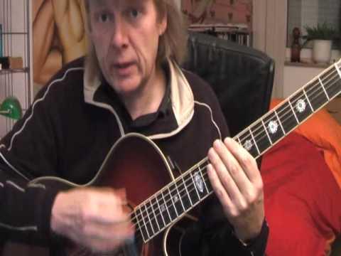 Christmas Songs: Jingle Bells Guitar Lesson by Siggi Mertens