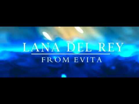 Lana Del Rey - You Must Love Me (Lyric Video)