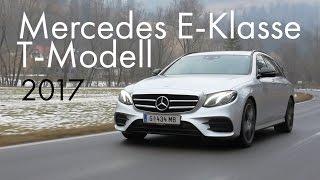 Mercedes E Klasse T Modell 220d 2017