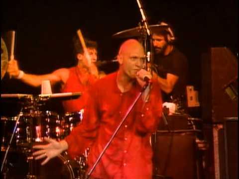 Midnight Oil - Hercules (live)