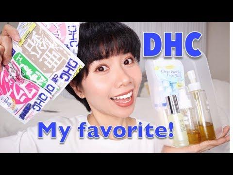 [Mỹ phẩm Nhật Bản] Những sản phẩm DHC mà Lép không thể sống thiêú! | Review DHC