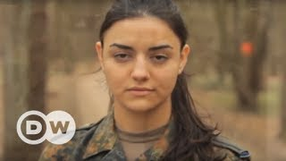Mein Ziel: Offizierin bei der Bundeswehr | DW Deutsch