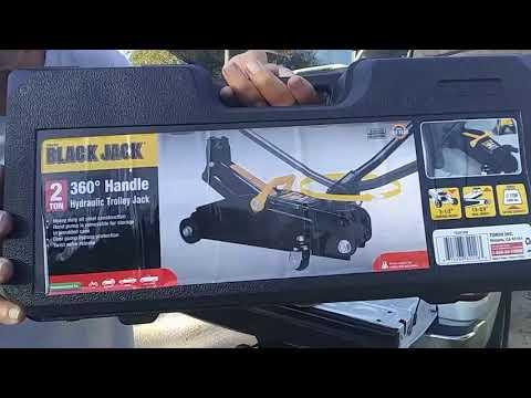 FLATS?? GET A GOOD JACK & TIRE TOOL!!!