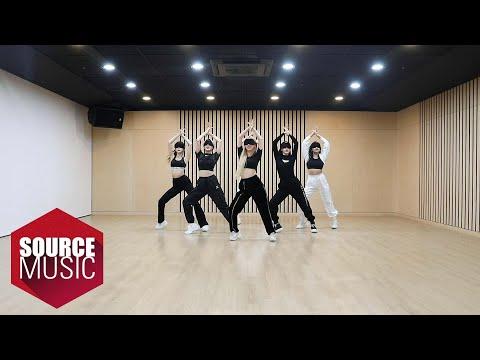 [CHOREOGRAPHY] GFRIEND (여자친구) 'MAGO' Dance Practice (Eye Mask ver.)