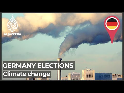 Germany elections: Climate change among main issues