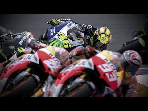 Track action 2013 -- the MotoGP™ Season in High-Speed