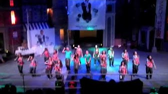 SoulBeatZ Tanzschule Alisch im Casino Finale Movie Park Bottrop
