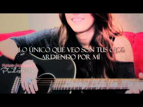 Miley Cyrus-Who Owns My Heart-Version En...