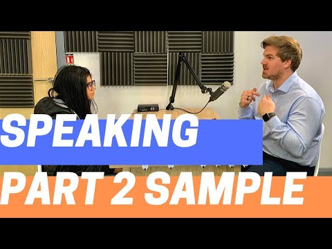 IELTS Speaking Part 2 | Band 8 Sample With Advice And Feedback