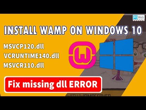Install Wamp Server On Windows 10