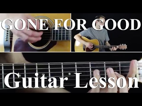 Gone For Good Guitar Lesson Tutorial The Shins Youtube