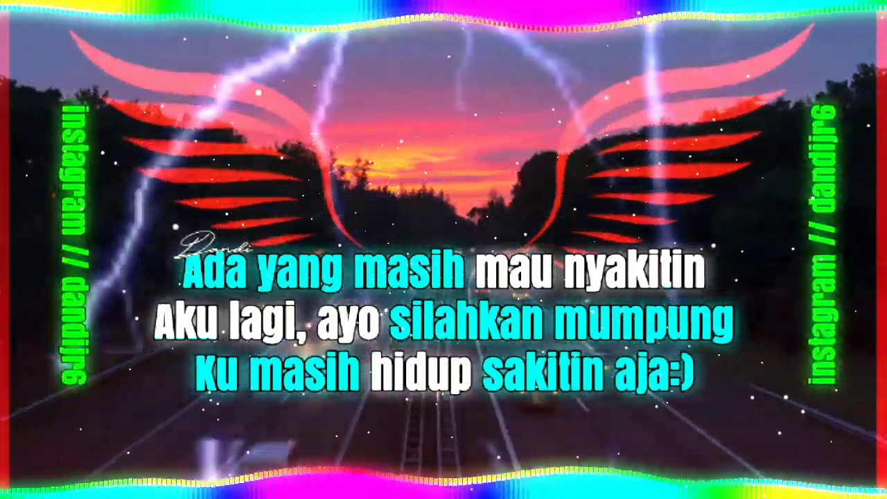 Download Template Avee Player Quotes Kekinian #12 - YouTube