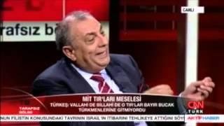 AKP'li Tuğrul Türkeş: VALLAHİ BİLLAHİ O TIRLAR TÜRKMENLERE GİTMİYORDU